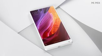Xiaomi Mi Mix Evo: Randloses Smartphone bekommt Upgrade spendiert