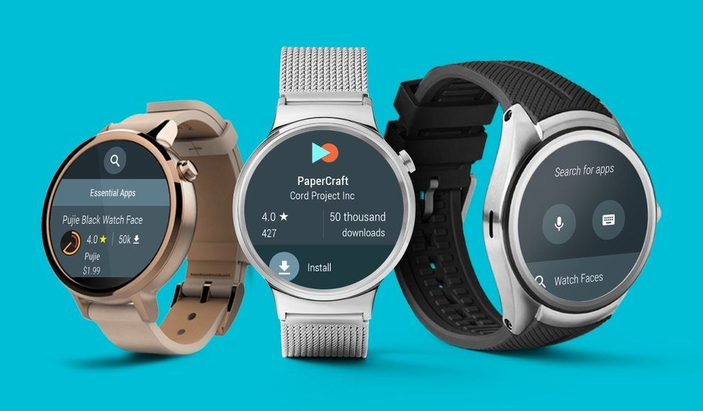 Android Wear 2.0: Update erscheint spätestens Ende Mai