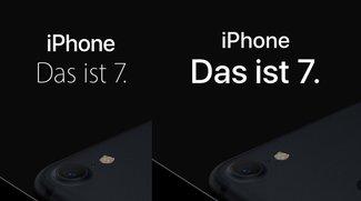 Schriftwechsel: Apples Webseite erhält detailverliebte Designänderung