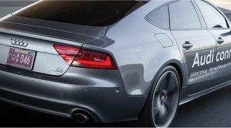 Audi und Nvidia kündigen komplett autonomes Fahrzeug für 2020 an