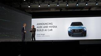 Audi und Nvidia, BMW und Intel, Nissan und Microsoft: Neue Kooperationen der Mobilität