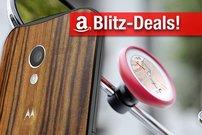 Blitzangebote: Withings-Produkte, Moto X, rundes TomTom Vio Navi, Videogames u.v.m.kurze Zeit günstiger