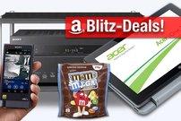 Blitzangebote: AirPlay-Receiver, Convertible Notebooks von Lenovo und Acer u.v.m. + 50% Rabatt auf M&M's