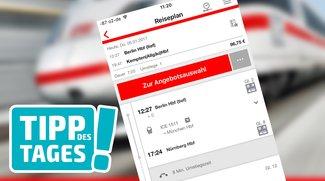DB Navigator jetzt mit Wagenreihung und weiteren Echtzeitinfos