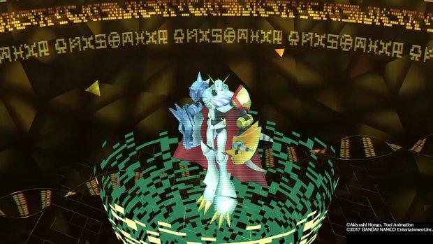 Digimon World - Next Order: Digitationen und Digimon in einer Liste
