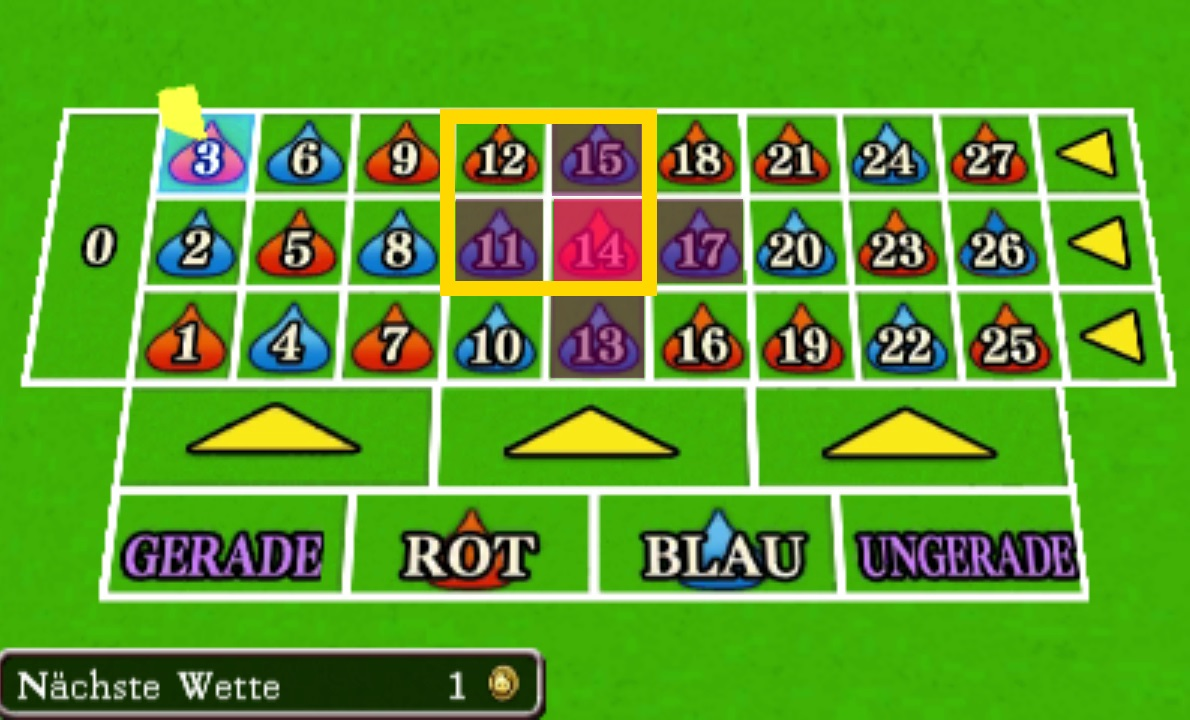 dragon quest casino