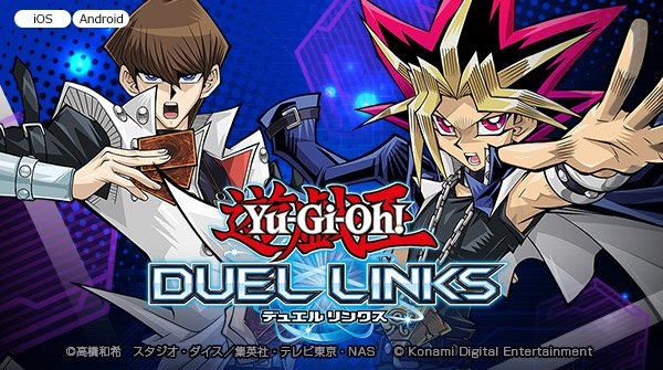 Yu-Gi-Oh! Duel Links: Download für Android, APK und Apple iOS