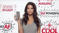OnePlus: Supermodel Emily Ratajkowski erklärt euch Dash Charge