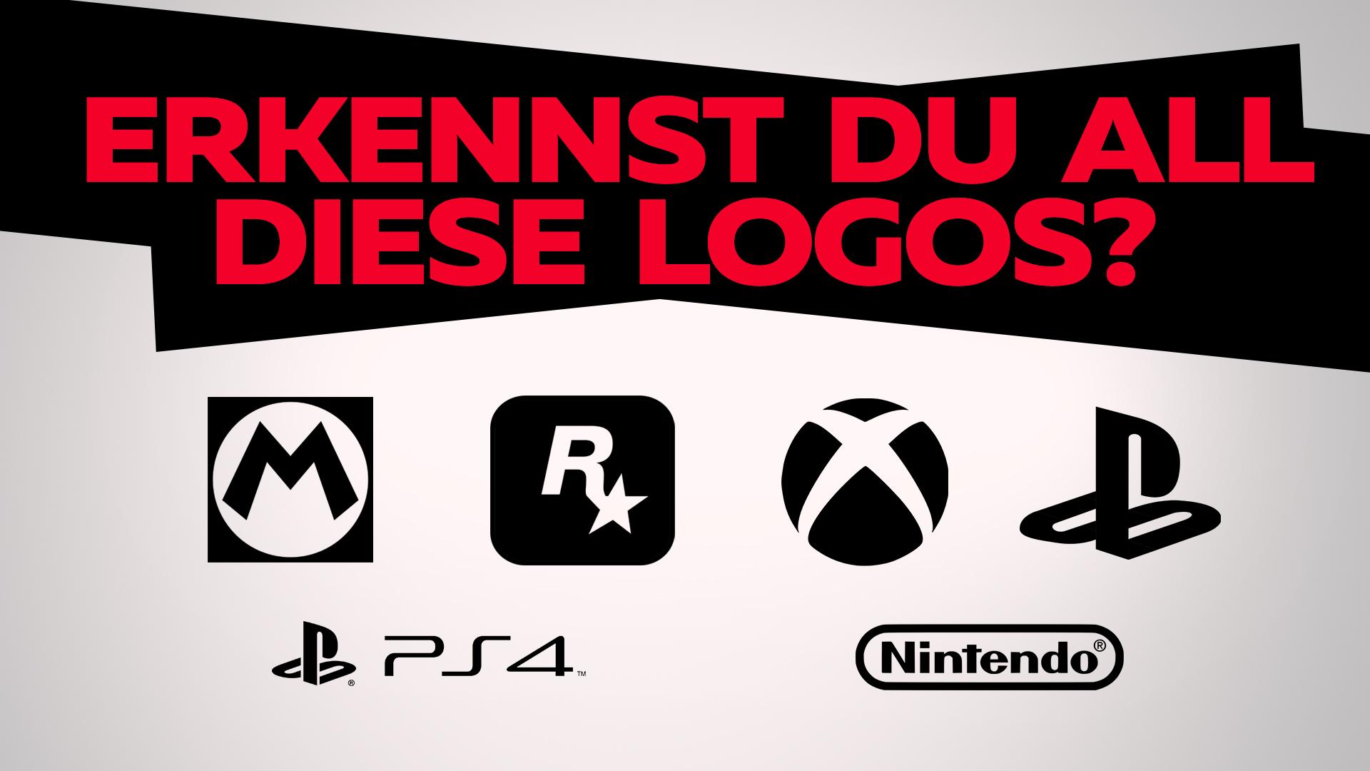 Erkennst du all diese Logos?