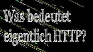 HTTP / HTTPS - Bedeutung