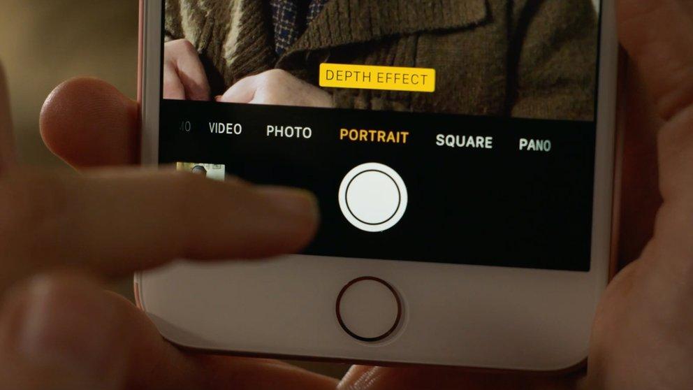 Neuer Spot: Apple bewirbt Portrait-Modus im iPhone 7 Plus