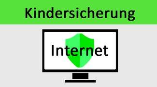 Kindersicherung fürs Internet einrichten – so geht's
