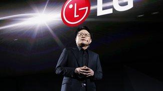 LG: Smartphone-Geschäft sorgt für ersten Quartalsverlust seit sechs Jahren