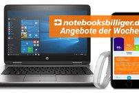 notebooksbilliger.de:<b> Jawbone UP2 für 24 €, Samsung Galaxy TabPro S für 649 € u.v.m. stark reduziert</b></b>