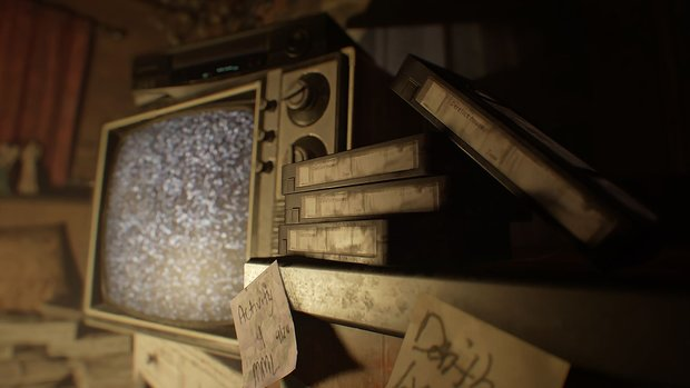 Resident Evil 7: Teil drei der Videoserie beschäftigt sich mit VR