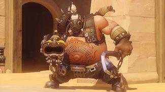 Overwatch: Änderungen an Roadhog-Haken, Ana und Sombra