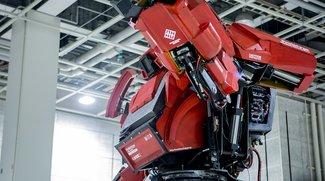 Amazon verkauft voll funktionstüchtigen Kampfroboter für 1 Million Euro