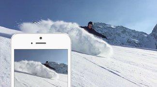 Ski-Apps für das iPhone: Pistenplan, Lawinenwarner und Skigymnastik