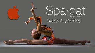 Ein Spagat: Mit iOS 10.3 wird Apple zum Datensammler