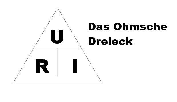 stromstaerke-berechnen-ohmsches-dreieck