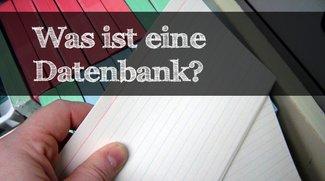 Was ist eine Datenbank? – Verständlich erklärt