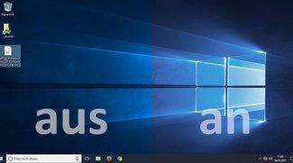 Windows 10: Nachtmodus aktivieren / deaktivieren (früher Blaulicht-Filter) – so geht's