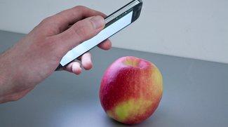 HawkSpex mobile: Diese normale App prüft Lebensmittel auf Pestizide und Frische
