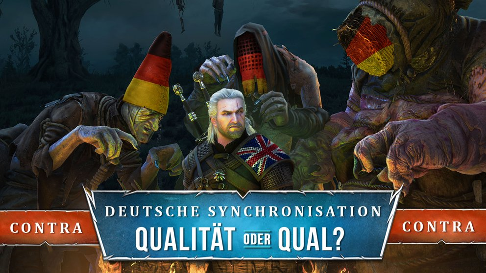 Deutsche Synchronisation: Qualität oder Qual? – CONTRA