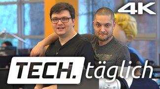 Frank und Amir kommen sich ganz nah, die wichtigsten Hands-Ons vom MWC und das Galaxy S8 im Video – TECH.täglich