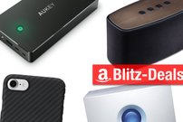 Blitzangebote:<b> iPhone-7-Hülle aus Aramid, 20.000-mAh-Akku, LaCie-RAID u.v.m. heute günstiger</b></b>