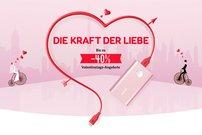 Valentinstag bei Anker: Bis zu 40 % Rabatt auf iPhone- & Android-Zubehör