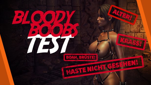 Bloody Boobs: Die missverstandene Arthouse-Perle im Test
