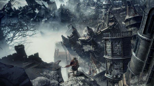 Dark Souls 3: Erstes Gameplay aus der Ringed City