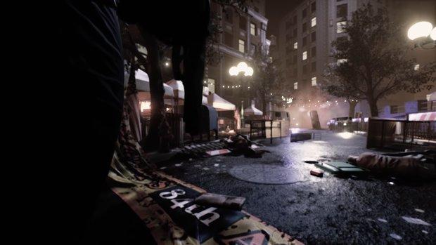Daymare 1998: Resident Evil-Entwickler arbeiten an neuem Spiel