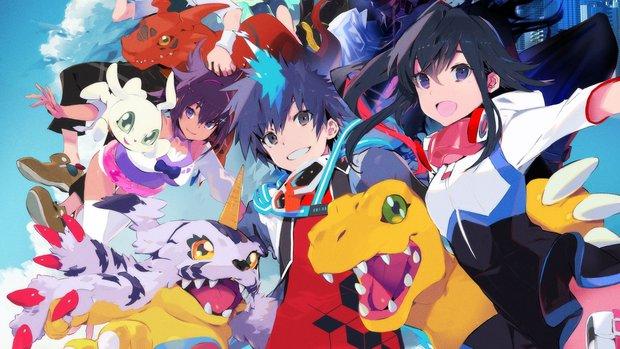 Digimon World Next Order: Sieh Dir hier den Launch-Trailer an