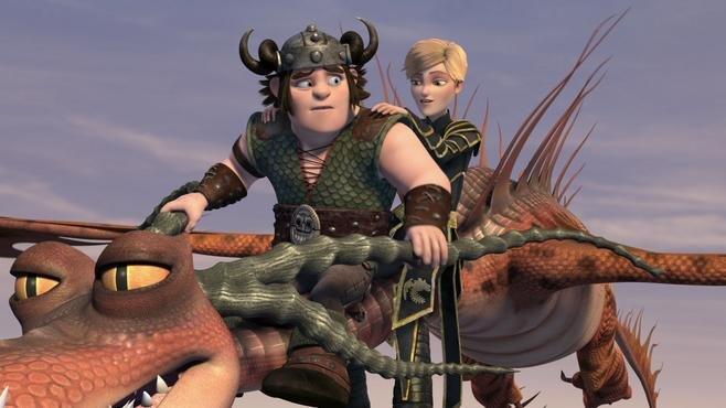 Dragons Auf zu neuen Ufern Staffel 4