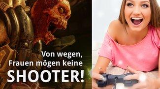 Vorsicht, Klischee: Darum spielen Frauen sogar sehr gerne Shooter