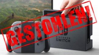 Nintendo Switch: Update zum Leak/Konsole gestohlen