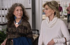 Grace and Frankie: Staffel 3...