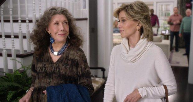 Grace and Frankie: Staffel 3 ab heute auf Netflix + Trailer