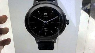 LG Watch Style: Fotos der Verpackung aus dem Einzelhandel aufgetaucht