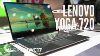 Lenovo Yoga 720 im Hands-On-Video: 4K-Windows-Convertible in zwei Größen