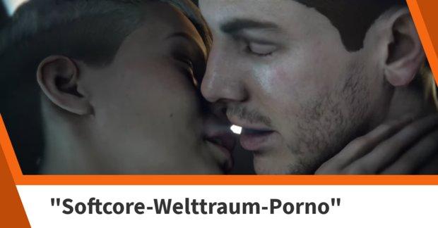 Mass Effect Andromeda ist ein Softcore-Weltraum-Porno laut BioWare