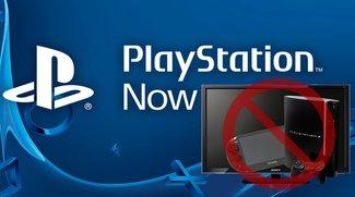PlayStation Now: Sony beendet Support für die PS3 und TV