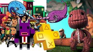 PlayStation Plus: Das sind die Gratis-Spiele im Februar 2017