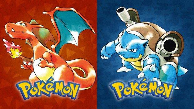 Pokémon - Rote und Blaue Edition: Virus für Klassiker im Umlauf