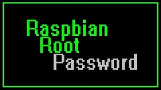 Raspbian (Root) Password: setzen, ändern & Neues vergeben
