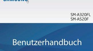 Samsung Galaxy A3 Bedienungsanleitung