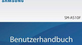Samsung Galaxy A5 Bedienungsanleitung