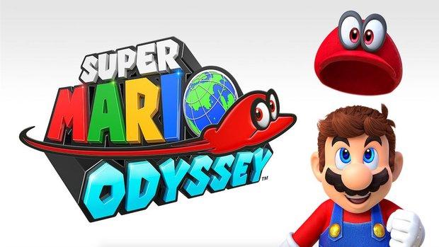 Nintendo Switch: Neue Videos von Mario Odyssey, 1-2-Switch und Hardware